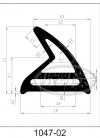uszczelki silikonowe wysokotemperaturowe 1047-02