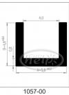 uszczelki silikonowe wysokotemperaturowe 1057-00