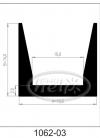 uszczelki silikonowe wysokotemperaturowe 1062-03