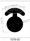 uszczelki silikonowe wysokotemperaturowe 1078-00