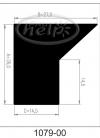 uszczelki silikonowe wysokotemperaturowe 1079-00