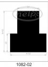 uszczelki silikonowe wysokotemperaturowe 1082-02