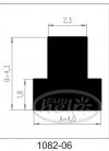 uszczelki silikonowe wysokotemperaturowe 1082-06