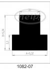 uszczelki silikonowe wysokotemperaturowe 1082-07