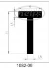 uszczelki silikonowe wysokotemperaturowe 1082-09