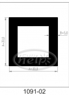 uszczelki silikonowe wysokotemperaturowe 1091-02