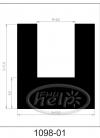 uszczelki silikonowe wysokotemperaturowe 1098-01