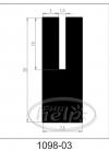 uszczelki silikonowe wysokotemperaturowe 1098-03
