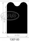 profile silikonowe 1307-00