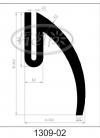 profile silikonowe 1309-02