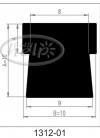 profile silikonowe 1312-01