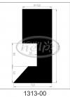 profile silikonowe 1313-00