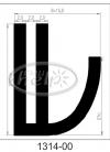 profile silikonowe 1314-00