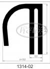 profile silikonowe 1314-02
