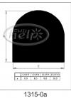 profile silikonowe 1315-0a
