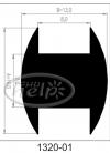 profile silikonowe 1320-01
