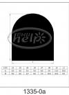 profile silikonowe 1335-0a