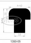 profile silikonowe 1350-05