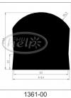 profile silikonowe 1361-00