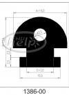 profile silikonowe 1386-00