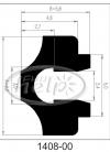 profil silikonowy 1408-00