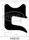 profil silikonowy 1409-00