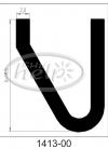 profil silikonowy 1413-00
