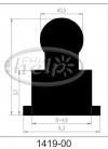 profil silikonowy 1419-00