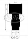profil silikonowy 1420-02