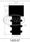 profil silikonowy 1420-07
