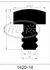 profil silikonowy 1420-14