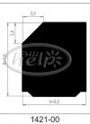 profil silikonowy 1421-00
