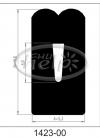 profil silikonowy 1423-00