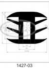 profil silikonowy 1427-03