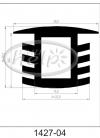 profil silikonowy 1427-04