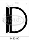 profil silikonowy 1432-00