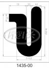 profil silikonowy 1435-00