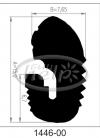 profil silikonowy 1446-00