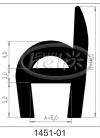 profil silikonowy 1451-01