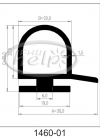 profil silikonowy 1460-01