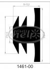 profil silikonowy 1461-00