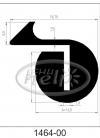 profil silikonowy 1464-00