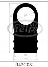 profil silikonowy 1470-03