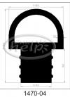 profil silikonowy 1470-04