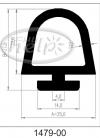 profil silikonowy 1479-00