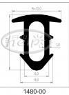 profil silikonowy 1480-00
