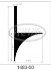 profil silikonowy 1483-00