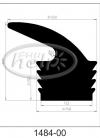 profil silikonowy 1484-00