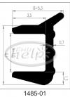 profil silikonowy 1485-01