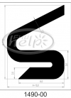 profil silikonowy 1490-00